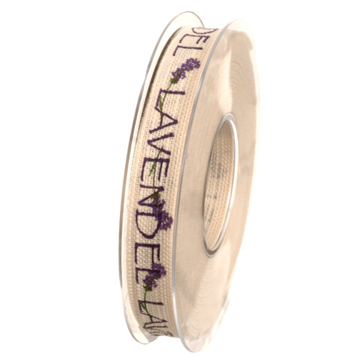 Band Lavendel 15mm
