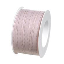 Band Rosa med Stygn 12mm