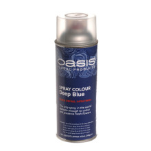 Oasis Spray Colour Deep Blue