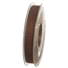 Band Brun Organdy 15mm
