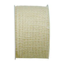 Band Jute Vit 60mm