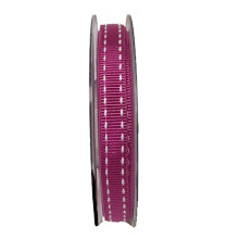 Band Stichband Cerise 10mm.