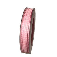 Band Vichy Rosa 8mm