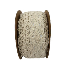 Band Creme Spets 38mm