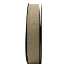 Band Beige Cotton 20mm